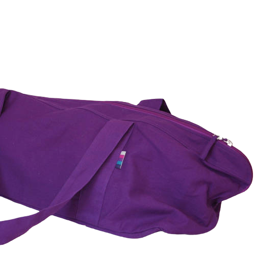 Yoga Bag Canvas - Purple