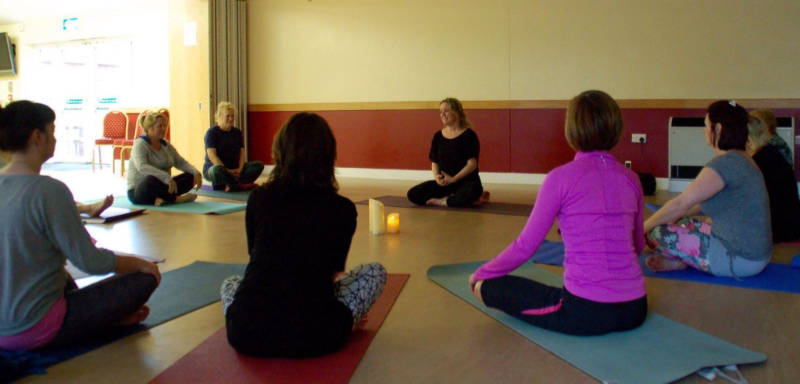 Yoga for Beginners & Improvers Course